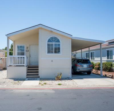 Sunnyvale Mobile Home For Sale: 1220 Tasman Dr 453