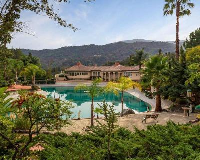 Monterey County, San Benito County, Santa Clara County, Santa Cruz County Single Family Home For Sale: Corbetta Ln