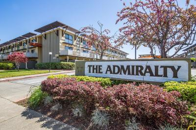 FOSTER CITY Condo For Sale: 2209 Admiralty Ln