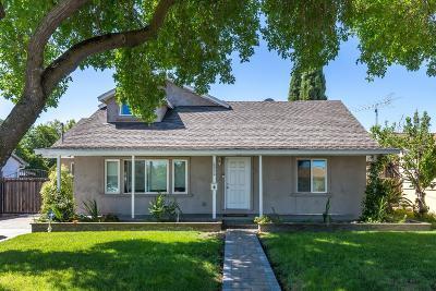 SANTA CLARA Single Family Home For Sale: 2952 Butte St