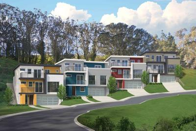DALY CITY Residential Lots & Land For Sale: 717-719 Templeton Ave