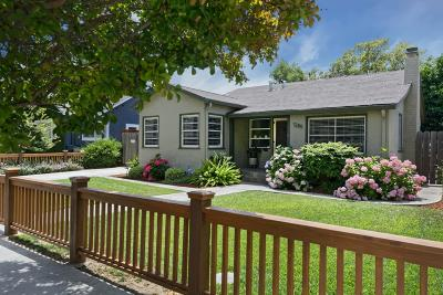 Single Family Home For Sale: 1285 Bird Ave