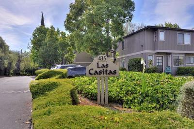 LOS GATOS Townhouse For Sale: 435 Alberto Way 15