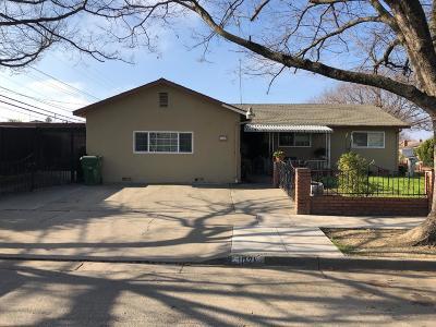 SAN JOSE Single Family Home For Sale: 1021 Diadem Dr