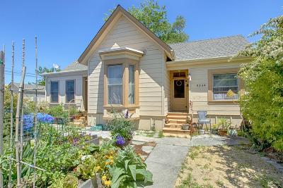 Santa Cruz Residential Lots & Land For Sale: 534 Frederick St