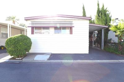 Sunnyvale Mobile Home For Sale: 600 E Weddell Dr 8