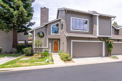 SAN JOSE Townhouse For Sale: 1122 Trevino Ter