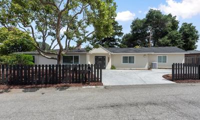 SARATOGA Single Family Home For Sale: 12860 Paseo Presada