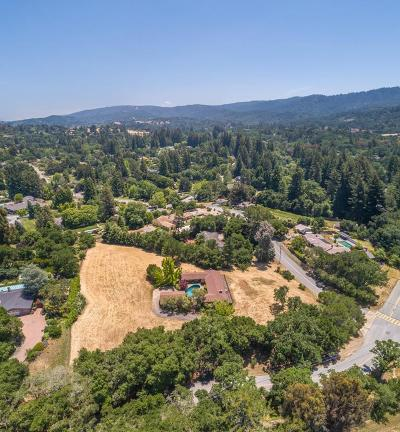 PORTOLA VALLEY Single Family Home For Sale
