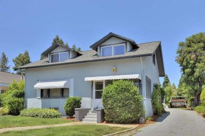 LOS GATOS Single Family Home For Sale: 17361 E Vineland Ave