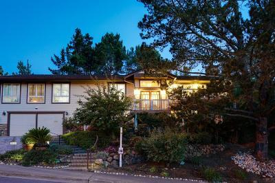 REDWOOD CITY Single Family Home For Sale: 1010 Eden Bower Ln