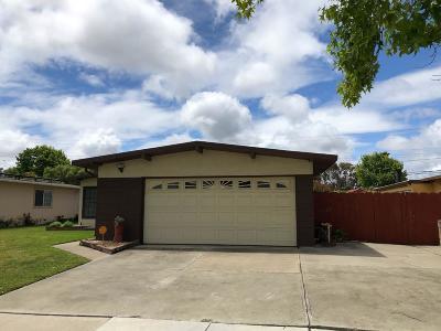 Monterey County Single Family Home Contingent: 666 John St