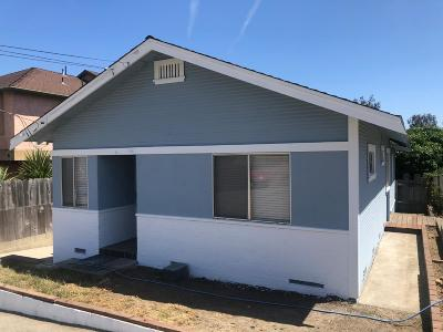SALINAS Single Family Home For Sale: 4 Santa Clara Ave