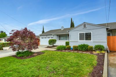 CUPERTINO Single Family Home For Sale: 20570 Sunrise Dr