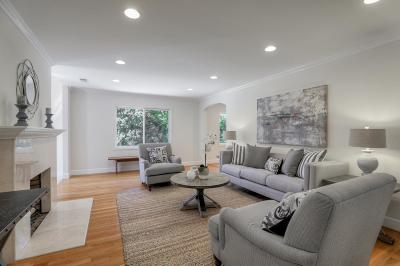 PALO ALTO Single Family Home For Sale: 270 Iris Way