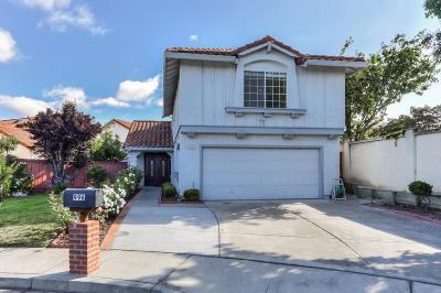 MILPITAS Single Family Home For Sale: 996 Idaho Ct