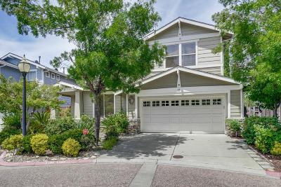 CAMPBELL Single Family Home For Sale: 1262 Cobblestone Dr