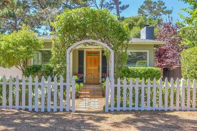 Carmel Single Family Home For Sale: 0 Santa Fe 3 NW Of 2nd Ave