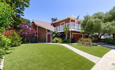 APTOS Single Family Home For Sale: 1591 Calypso Dr