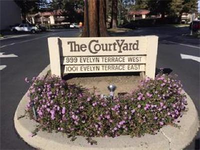SUNNYVALE Condo For Sale: 999 W Evelyn Ter 75