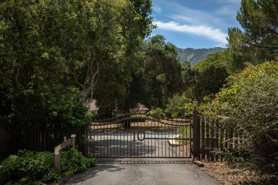 Carmel Valley Single Family Home For Sale: 10 Miramonte Rd