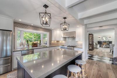 Carmel Single Family Home For Sale: 26080 Mesa Dr