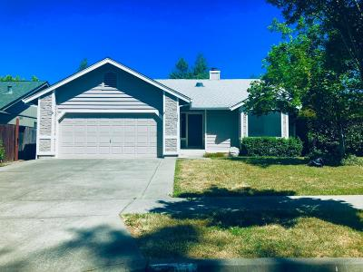 Napa County Single Family Home For Sale: 1204 Willow St