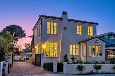 SANTA CRUZ Single Family Home For Sale: 111 Laguna St
