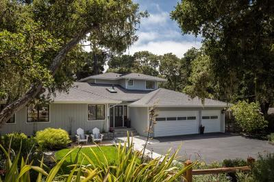 Monterey County Single Family Home For Sale: 1096 Sawmill Gulch Rd