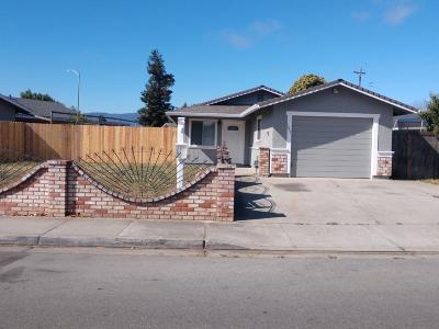 San Benito County Single Family Home For Sale: 1071 Central Ave