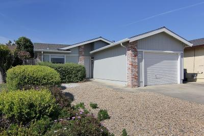 Santa Cruz County Single Family Home For Sale: 490 Cloudview Dr