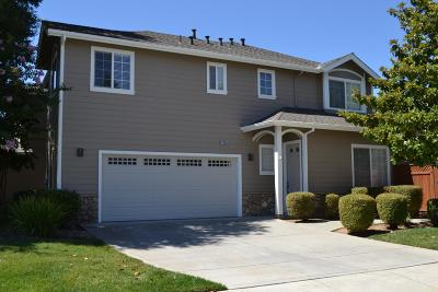 MORGAN HILL Single Family Home For Sale: 17835 Calle Tierra