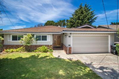SAN MATEO Single Family Home For Sale: 1212 31st Ave