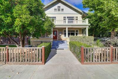 SAN JOSE Single Family Home For Sale: 201 S 13th St