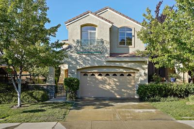 Single Family Home For Sale: 5319 Manderston Dr