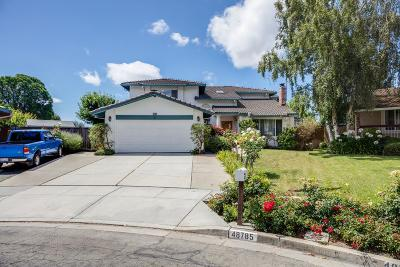 Alameda County Single Family Home For Sale: 48785 Amarillo Ct