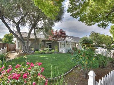 SAN JOSE Single Family Home Contingent: 1260 Darrydoon Ct