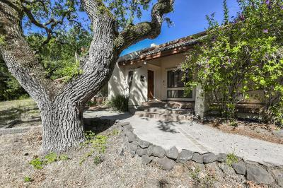 Portola Valley Single Family Home For Sale: 175 Meadowood Dr