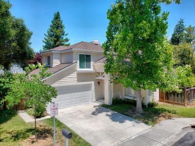 CUPERTINO Single Family Home For Sale: 11592 Bridge Park Ct