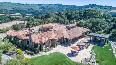 Monterey Single Family Home For Sale: 408 Estrella Doro