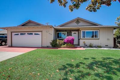 SANTA CLARA Single Family Home For Sale: 956 Pomeroy Ave