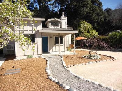 Monterey County Single Family Home For Sale: 11 Wawona Rd