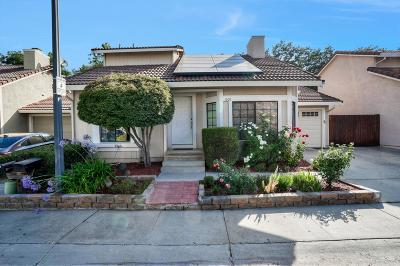 Single Family Home For Sale: 1005 Alamitos Creek Dr