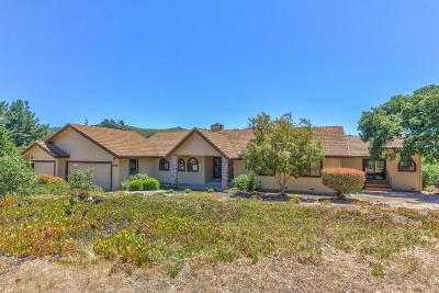 Monterey Single Family Home For Sale: 10551 Hidden Mesa Pl