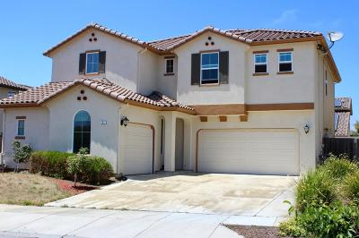 Salinas Single Family Home For Sale: 3 Genoa Cir