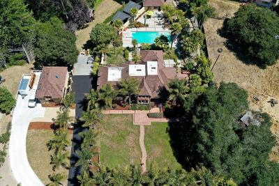 SOQUEL Single Family Home For Sale: 3497 Maplethorpe Ln