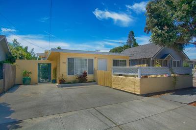 SANTA CRUZ Multi Family Home For Sale: 371 7th Ave