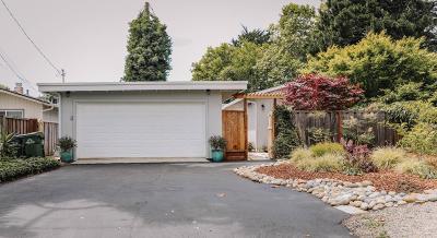 APTOS Single Family Home For Sale: 209 Kenneth Dr