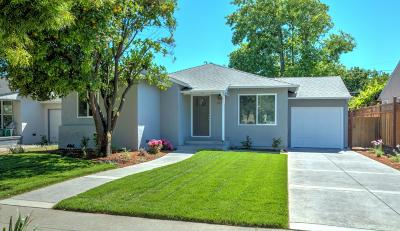 Santa Clara County Single Family Home For Sale: 1223 Forrestal Ave