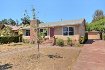 Santa Clara County Single Family Home For Sale: 16 Mountain View Ave